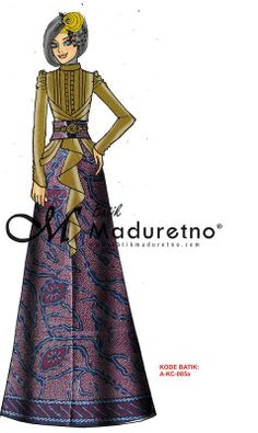 abaya gamis batik pesta visit our website : batikmaduretno.com