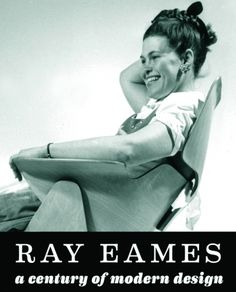 Nice write-up of the Ray Eames exhibit from the Eichler Network. This month we are celebrating the 102nd anniversary of her birth.