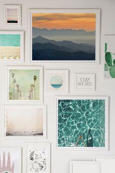 White Matte Art Print Frame