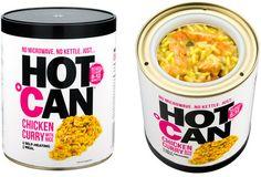 Ei kaasua, ei tulta, ei turhaa touhua – vain lämmintä ruokaa!