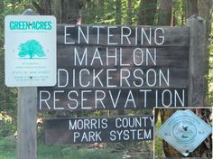 Gone Hikin': Mahlon Dickerson Reservation and Weldon Brook WMA, NJ