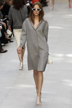 Burberry Prorsum Ready To Wear Spring Summer 2014 London - NOWFASHION
