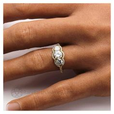 Classic Engagement Rings, Three Stone Engagement Rings, Halo Diamond Engagement Ring, Engagement Ring Settings, Diamond Wedding Bands, Wedding Rings, Three Stone Rings, Solitaire Diamond, Halo Rings