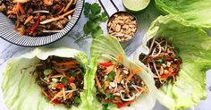 San choy bow or sang choi bau, however you say it - or spell it - is a mystery. Regardless of what you call it, it's a quick, easy and delicious dinner. Fo