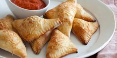 Giada's Pizza Pockets Home-made is so much healthier than store-bought