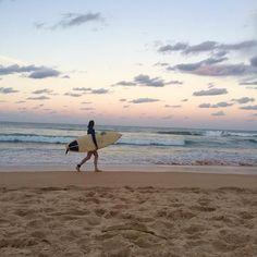 Manly Beach, Sydney in #beach in phlow