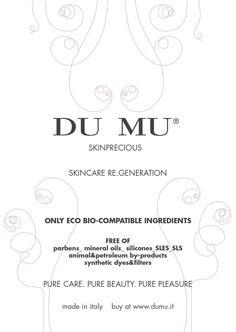 DU MU  skiprecious line. I like it so much !