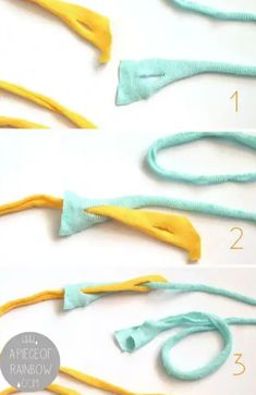 How to Make Beautiful Rag Rug {& DIY T-shirt Yarns!} - A Piece Of Rainbow - - Detailed tutorial on how to make beautiful rag rug with easy DIY t-shirt yarn, & how to weave bohemian rag rugs on a cardboard loom or hula hoop loom! Yarn Crafts, Fabric Crafts, Sewing Crafts, Sewing Projects, Upcycled Crafts, Wood Crafts, Sewing Art, Plastic Bag Crafts, Diy Projects