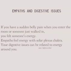 Empaths are highly sensitive, finely tuned instruments when it comes to emotions. They feel everything, sometimes to an extreme, and are less apt to intellectu… Empath Traits, Intuitive Empath, Psychic Empath, Infp, Introvert, Highly Sensitive Person, Sensitive People, Empath Abilities, Psychic Abilities
