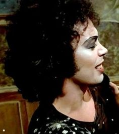 """""""Your apple pie don't taste too nice! You better wise up, Janet Weiss. Teenage Girl Bedroom Designs, Teenage Girl Bedrooms, Rocky Horror Show, The Rocky Horror Picture Show, Dr Frankenfurter, Film Movie, Movies, Films, Tim Curry"""