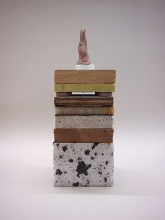 Desk Sculpture—William Edmonds