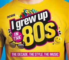 I Grew Up In The 80s | Love the 80s and Love the Music! Memories of summers growing up.