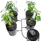 Viagrow Hydroponic Deep Water Culture Vegetative System (4-Site)-V4DWCV at The Home Depot