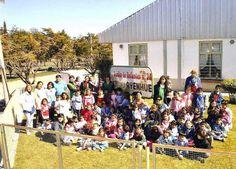 Piedra OnLine: El Jardín de Infantes Ayenhué Nº 34 suspende el in...