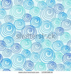 stock-vector-vector-seamless-pattern-with-stylized-texture-of-water-and-foam-abstract-blue-background-with-105859838.jpg (450×470)