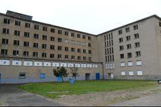 Milzīgā nacistu viesnīca ar 10000 numuru, kas tā arī nepaguva uzņemt viesus - DELFI