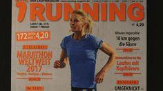 RUNNING 177 - Heft 1/2017 - das Laufmagazin: Marathon weltweit + Winterj...