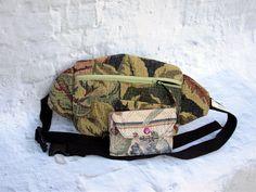 Custom Fanny Pack Travel Pouch Handmade Fanny Pack Hip Bag