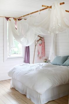 Svenngården: Inspiration: Bedroom