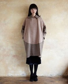 COSMIC WONDER Light Source HARRIS TWEED TAILORED COAT