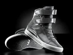 Supra tk society Grey shine