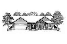 House Plan 58-125
