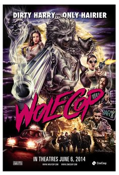 Wolf Cop (2014)
