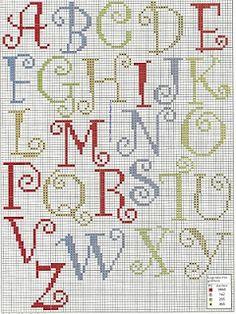 alphabet (elf)