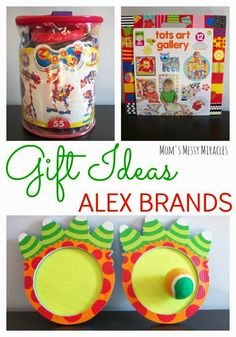 Check out these great gift ideas by ALEX BRANDS! @alextoys