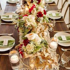 Bringing out the #boho chic in this fab #tablescape for a memorable al fresco dining moment is @bflive ! #weddinginspo