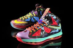96db7cfa6c88 What the lebron 10 Hot or Not  LaceMeUpNews Blue Basketball Shoes