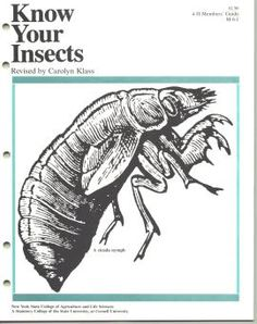 Know Your Insects - Cornell University