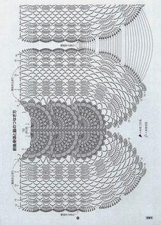Crochetemoda: Blusa marrom 1
