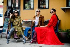 New York Fashion Week Street Style Photos