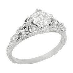 Antique jewelry mall #ring #antique. I'm not remarrying anytime soon, but I'd buy this for myself! =)