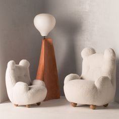 AMM blog: A collection of furniture that resembles cuddly creatures
