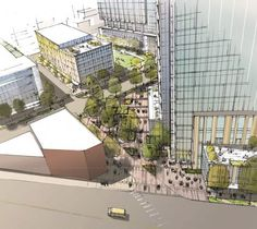 Amazon's Seattle Headquarters / NBBJ (7)