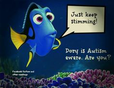 Thanks for understanding Dory