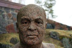 Stone faces - Antti Wihuri, Helsinki