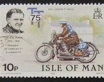 Freddie Dixon 1912-1928 Winner Of Sidecar TT Junior TT Motorcycles &…