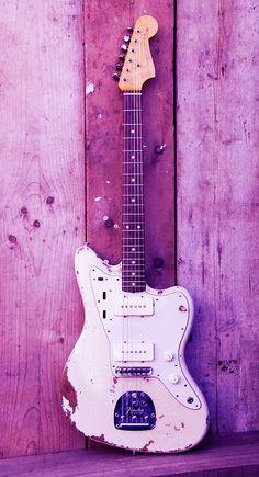 guitar #purple