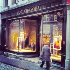 #scotch #and #soda #scotchandsoda #flagship #store #good #fashion #one #of #my #favourite #labels #Maastricht #nice #city #great #stores - @cloudsmustache- #webstagram