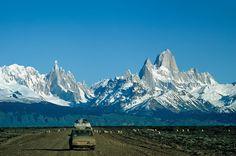 patagonia / Cerro Torre