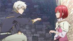 Shirayuki and Zen ~Akagami no Shirayuki-hime~