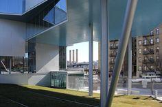 Campbell Sports Center/Columbia University | Manhattan, New York | Steven Holl Architects | photo ©  Chris McVoy