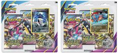 Pokemon Tcg Ancient Origins 3 Pack Blister: Ready for some new tricks? Hoopa-EX brings new Mythical power to the Pokémon world, along with fierce new challengers like Mega Tyranitar-EX, Mega Ampharos-EX, and Mega Sceptile-EX! The Pokémon TCG: XY—Ancient Origins expansion transforms ancient secrets into modern battling techniques, with all-new Special Energy cards, new Ancient Traits, and Shiny versions of Primal Kyogre-EX, Primal Groudon-EX, and Mega Rayquaza-EX!