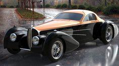 """DELAHAYE """"Bella Figura"""" Type 57S Coupe"""