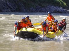 White Water Rafting on River Ganges