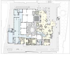 Haworth Tompkins Architects, Philip Vile · National Theatre. London, United Kingdom