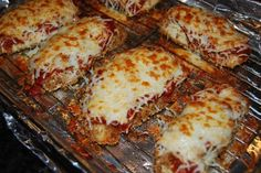 Chicken Parmesan - From 101 Cooking For Two